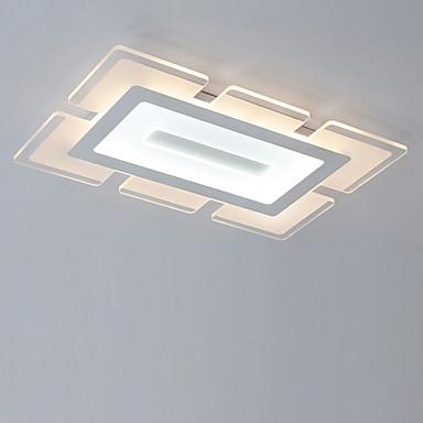 KAKAXI Montagem do Fluxo Luz Ambiente - Regulável, LED, Dimmable Com Controle Remoto Fonte de luz LED incluída / 20-30㎡ / Led Integrado