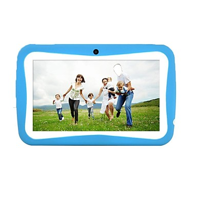7 Inch Children Tablet (Android 5.1 1024*600 Quad Core 512MB...