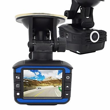 abordables DVR de Voiture-VGR33 720p / HD 1280 x 720 DVR de voiture 140 Degrés Grand angle 2 pouce Dash Cam avec Vision nocturne / G-Sensor / Détection de Mouvement Enregistreur de voiture / 2.0 / Enregistrement en Boucle