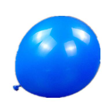 voordelige Ballonnen-Ballonnen Speeltjes Bol Opblaasbaar Feest Dik Latex Unisex 1 Stuks