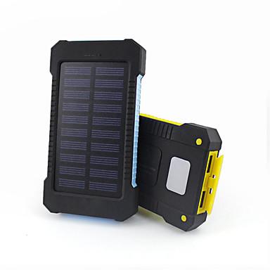 billige Eksterne batterier-Til Power Bank Eksternt batteri 5 V Til # Til Batterilader Vanntett / Lommelykt / Flere utganger LED