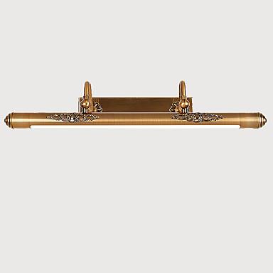LightMyself™ ريفي / بلدي / قديم / الحديثة / المعاصرة إضاءة الحمام معدن إضاءة الحائط 110-120V / 220-240V 0.5 W / LED متكاملة