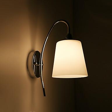 Moderno / Contemporâneo Luminárias de parede Metal Luz de parede 220V / 110V 60W