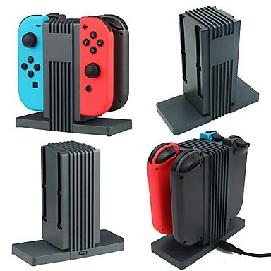 USB Baterias e Carregadores Para Nintendo Interruptor ,  Recarregável Baterias e Carregadores ABS unidade