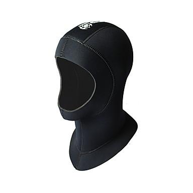 SLINX Capuz de Mergulho 5mm Neoprene para Prova-de-Água, Manter Quente, Secagem Rápida Natação / Mergulho
