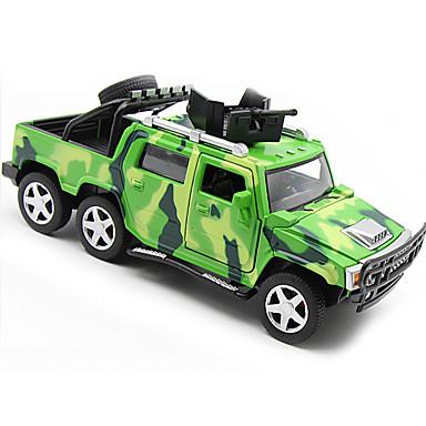 Carros de Brinquedo Veículo Militar SUV Charrete Música e luz Clássico Para Meninos