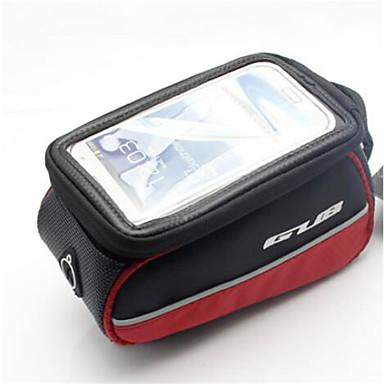 Bolsa Celular / Bolsa para Quadro de Bicicleta 5.7 polegada Sensível ao Toque Ciclismo para iPhone 8 Plus / 7 Plus / 6S Plus / 6 Plus /