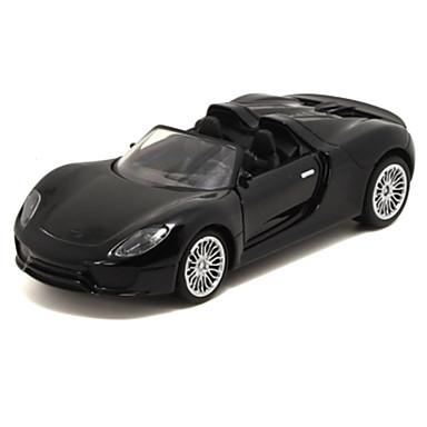 Carros de Brinquedo Carro de Corrida Brinquedos Carrinhos de Fricção Música e luz Carro Metal Peças Unisexo Dom