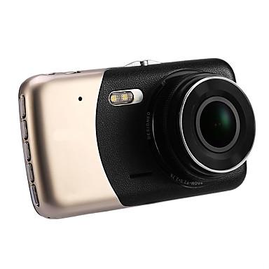 A701 Full HD 1920 x 1080 170 Graus DVR de carro mst 4 Polegadas Dash Cam APP Android Visão Nocturna G-Sensor Deteção de Movimento