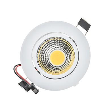 6W 540 lm 2G11 Downlight de LED Encaixe Embutido 1 leds COB Regulável Decorativa Branco Quente Branco Frio AC 110-130V AC 220-240V