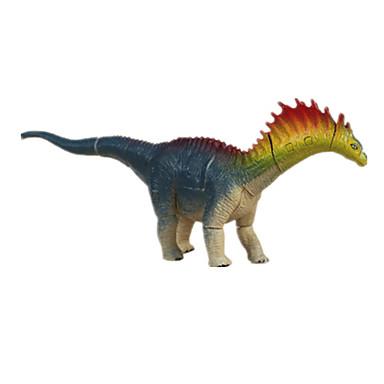 Modelos de exibição Dinossauro Plástico Para Meninas Crianças Dom 1pcs