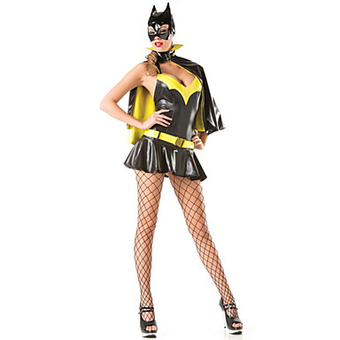 Superheld Cosplay Kostüme Frau Halloween Fest/Feiertage Halloween Kostüme Andere