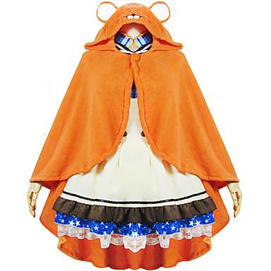 Úbory Sweet Lolita Lolita Cosplay Lolita šaty Módní Lolita Šátek Pro