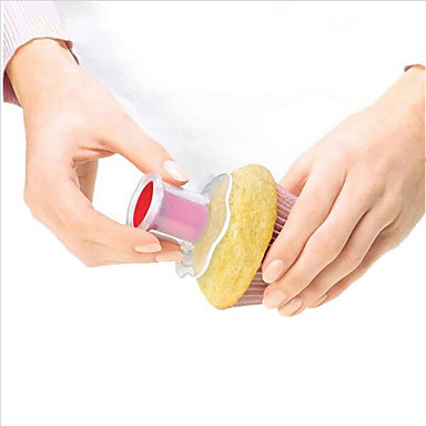 Other Cupcake Bolo Pão Plástico Amiga-do-Ambiente Faça Você Mesmo Alta qualidade
