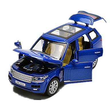 Carros de Brinquedo / Veículos de Metal / Modelo de Automóvel SUV Carro Clássico / Simulação Clássico Unisexo