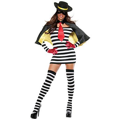 Superhrdina Cosplay Kostýmy Přehoz Dámské Halloween Festival/Svátek Halloweenské kostýmy Ostatní