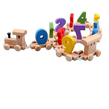 Carros de Brinquedo Blocos de Construir Brinquedos Matemáticos Brinquedo Educativo Cauda Legal Crianças Brinquedos Dom
