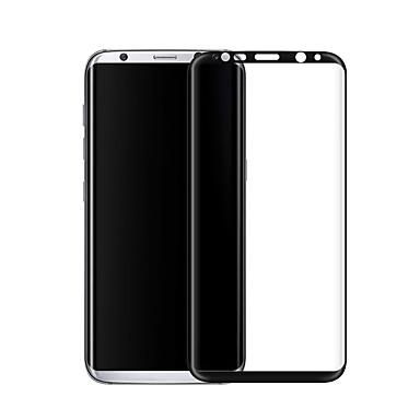 Protetor de Tela para Samsung Galaxy S8 Vidro Temperado 1 Pça. Protetor de Tela Frontal Alta Definição (HD) / Dureza 9H / Borda Arredondada 2.5D