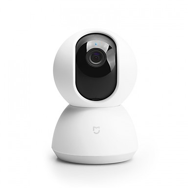 Xiaomi® Mijia Smart Camera 720P Night Vision IP Camera Camcorder 360 Angle Panoramic WIFI Wireless Magic Zoom #05834757
