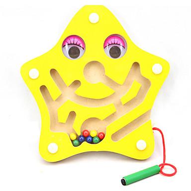 Jogos de Tabuleiro / Labirintos Magnéticos Estrela Magnética Crianças Unisexo