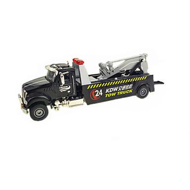 Ambulância Caminhões & Veículos de Construção Civil Carros de Brinquedo 01:50 ABS Metal Borracha Unisexo Crianças Brinquedos Dom
