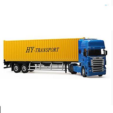 H1 / Hua Yi Caminhão Escavadeiras Caminhão de carga Caminhões & Veículos de Construção Civil Carros de Brinquedo Modelo de Automóvel