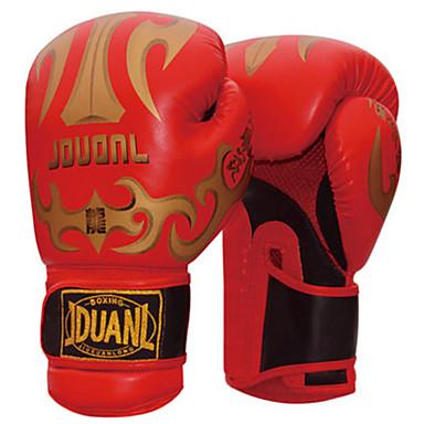 Luvas de Box para Boxe Dedo Total Protecção Pele / Náilon