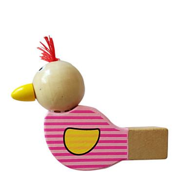 Blocos de Construir Apito Pássaro Vintage Instrumento Musical de Brinquedo Crianças Brinquedos Dom