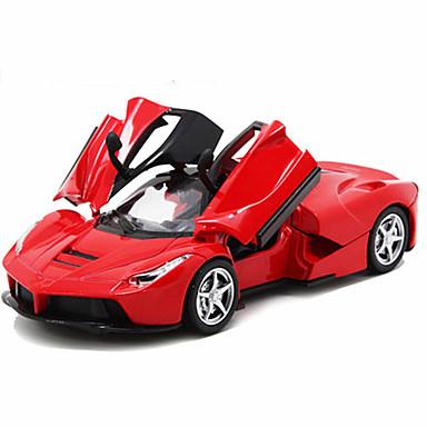 لعبة سيارات سيارة طراز سيارة سباق سيارة حصان محاكاة الموسيقى والضوء للجنسين صبيان فتيات ألعاب هدية