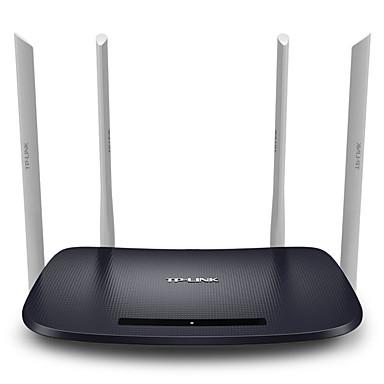 Router sem fio inteligente tp-link 1200mbps 11ac aplicação de roteador wifi de banda dupla habilitada tl-wdr6300 versão chinesa