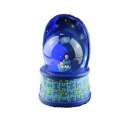 hesapli Oyuncaklar ve Oyunlar-Müzik Kutusu Kar küresi Klasik Karanlıkta Parlayan Çocuklar için Yetişkinler Çocuklar Hediye Unisex Hediye
