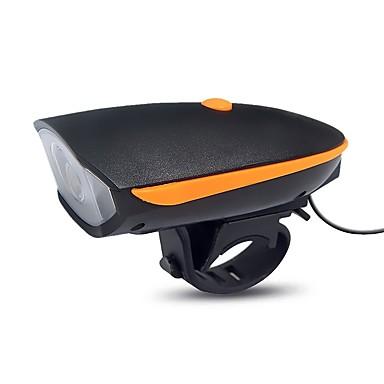 Luzes de Bicicleta Luz Frontal para Bicicleta LED Ciclismo Fácil de Transportar Bateria de Lítio 250lm Lumens USB Branco Vermelho