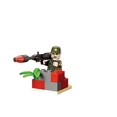 ENLIGHTEN Blocos de Construir / Brinquedo Educativo Guerreiro Clássico Para Meninos Dom