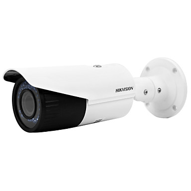 hikvision® ds-2cd1641fwd-iz câmera de ip de 4,0 mp (poema de lente vari-focal motorizada de 2,8 mm a 12 mm ip67 30m ir 3d dnr)