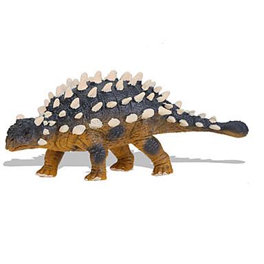 Dragões & Dinossauros Brinquedos de Montar Figuras de dinossauro estegossauro Dinossauro jurássico Triceratops Dinossauro Tiranossauro Rex