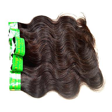 شعر مستعار طبيعي موجات الشعر الطبيعي هيئة الموج شعر هندي 300 g 6 أشهر