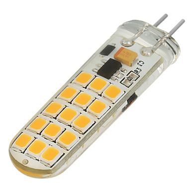 200-300lm G4 LED Doppel-Pin Leuchten T 30 LED-Perlen SMD 2835 Abblendbar Warmes Weiß Kühles Weiß 12V