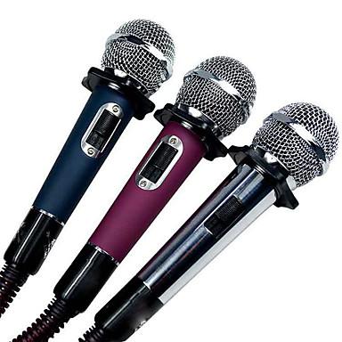 6.3mm Microfono Con filo Microfono dinamico Microfono a mano Per Microfono di Karaoke