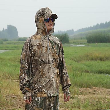 Unisex Vrchní část oděvu Lov Nositelný Pohodlné Jaro Léto Zima Podzim