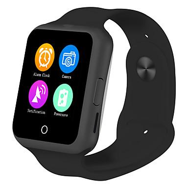 سمارت ووتش إلى iOS / Android رصد معدل ضربات القلب / رمادي داكن / إسبات الطويل / شاشة لمس / الجامعة، تذكرة بالاتصال / متتبع النشاط / متتبع النوم / تذكير المستقرة / أجد هاتفي / 0.3 MP / ساعة منبهة