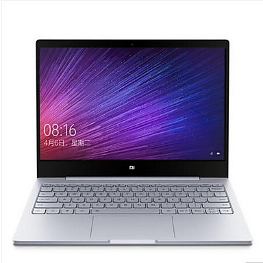 Xiaomi Laptop Taccuino Air 12.5 Pollice Lcd Intel Corem M3-7y30 4gb Ddr3 Ssd Da 256gb Intel Hd Windows 10 - # #05787388 Bianco Puro E Traslucido
