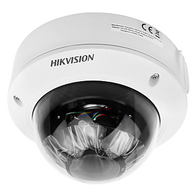 HIKVISION DS-2CD1731FWD-I 3.0 MP Interior with Corte Infravermelhos Zoom 128(Dia Noite Detector de Movimento PoE Dual Stream Acesso