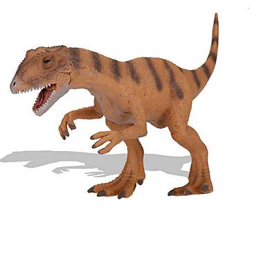 Dragões & Dinossauros Brinquedos de Montar Brinquedos Figuras de dinossauro tiranossauro Dinossauro jurássico Triceratops Dinossauro