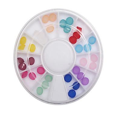 1pcs Fashion Adorável Nail Art Design Diário