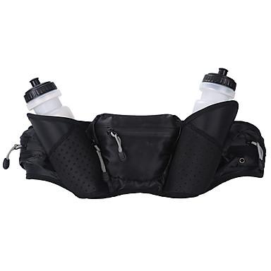 5L Bolsa de cinto - Á Prova-de-Chuva, Á Prova-de-Pó, Respirável Acampar e Caminhar, Alpinismo, Esportes Relaxantes Preto