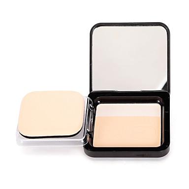 2 Colori Set Di Trucco Ciprie Polvere Compatta 1 Pcs Secco - Combinazione - Oleosa Copertura - Correttore - Naturale Viso Trucco Cosmetico #05759374 Buon Sapore