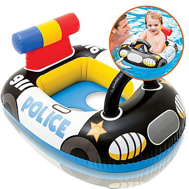 Policial Boias de piscina infláveis / Boias de Piscina / Anéis de natação Plástico Crianças Para Meninos / Para Meninas