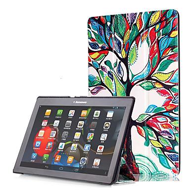 Capinha Para Lenovo Capa Proteção Completa Tablet Cases Rígida PU Leather para
