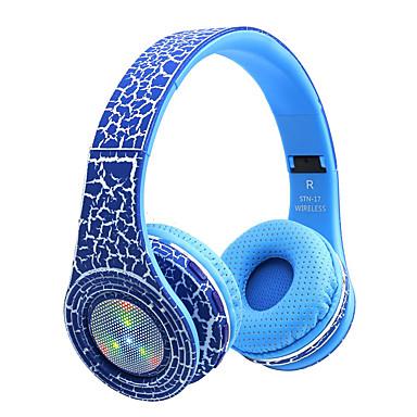 abordables Ecouteurs & Casques Audio-soyto Audio STN-17 Bluetooth sans fil Sans-Fil Voyage et divertissement Lumineux