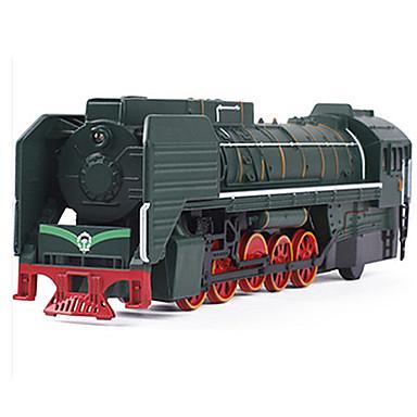 Carros de Brinquedo Veículos de Metal Carrinhos de Fricção Trem Ambulância Brinquedos Pato Cauda Liga de Metal Plástico ABS Peças Unisexo